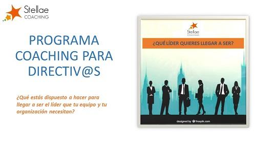 Programa coaching para directivos