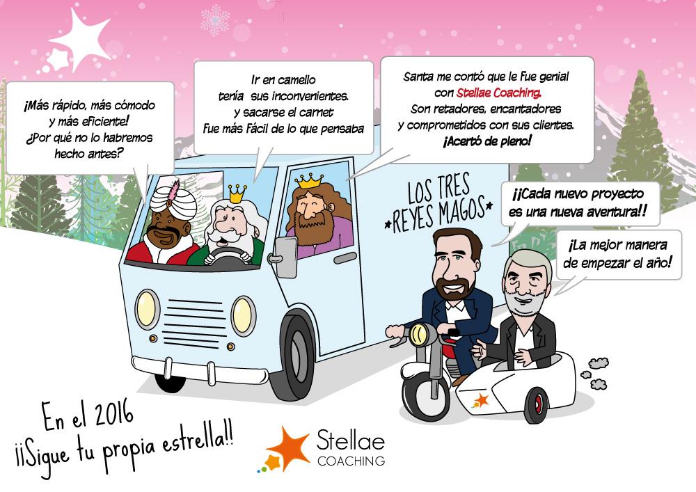 ¡Felices Fiestas! Este año nos visitan los Reyes… ¿Qué te toca? ¿Regalo o Carbón?